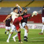 Carabobo FC empató en el arranque de la Libertadores