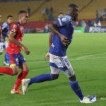 Leonardo Aponte debutó en victoria del Deportivo Pasto