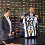 Rafael Dudamel fue presentado como técnico de Atlético Mineiro