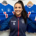 Sonia O'neill firmó con un grande de Escocia
