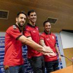 Dani Hernández extiende su vínculo con Tenerife
