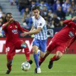 Añor asistió y Málaga ganó su tercer partido seguido