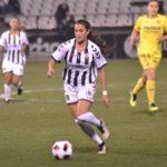 Sarahi Arteaga: una goleadora vinotinto en España