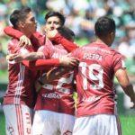 U de Chile vence a Wanderers y Mago sale expulsado