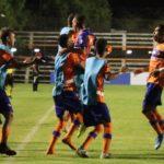 Academia Puerto Cabello gozó de un gran debut en la Libertadores Sub20