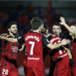 """Mirandés de Alexander González da el """"batacazo"""" en la Copa del Rey"""