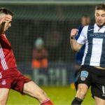Aberdeen de Ronald Hernández avanza a semis de Copa de Escocia