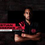 Cásseres Jr. seguirá siendo un toro rojo en Nueva York