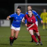 Sonia O'neill fue titular por primera vez en Escocia