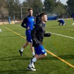 Daniel Saggiomo debutó en goleada del Lorca Deportiva