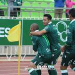 Néstor Canelón marcó su segundo gol con Santiago Wanderers