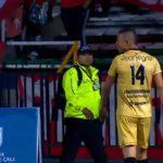 Uribe marcó en empate de Águilas Doradas ante Envigado