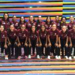 """Las """"chamas"""" partieron a Argentina para el Sudamericano Sub20"""