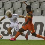Yeferson Soteldo y su Santos pisan fuerte en la Libertadores