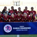 """Las """"chamas"""" golearon y avanzan al cuadrangular final del Sudamericano Sub20"""