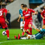 Andrés Chalbaud firmó su primer contrato profesional en USA