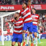 (+VIDEO) Yangel Herrera: autor del mejor gol del Granada en la temporada