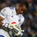 (+TUIT) Wuilker Faríñez y sus números resaltan en la Sudamericana