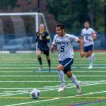 José Izarra se abre paso en el fútbol norteamericano