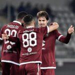 Torino de Rincón volvió a la acción en Serie A
