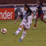 (+VIDEO) Gol de Meibi Mesa quedó en el TOP 10 de la Libertadores Femenina