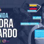 Sandra Luzardo lucirá nuevos colores en España