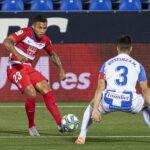 Granada de Herrera y Machís batió récord en LaLiga