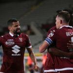 Rincón y su Torino respiran profundo en la Serie A