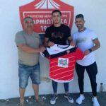 José Romo da el salto a la primera de Chipre