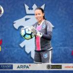 Lisbeth Castro  tendrá su primera experiencia en el fútbol europeo