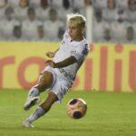 Yeferson Soteldo volvió a la acción con gol