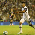 Jesús Vargas continuará con Gimnasia