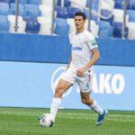 Yordan Osorio se coronó en la liga de Rusia