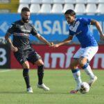 Ernesto Torregrossa cerró temporada con gol en Italia