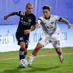 El Timbers se Savarese trasciende en la MLS