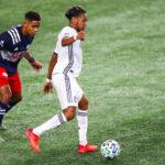 Criollos reanudaron las acciones en la MLS