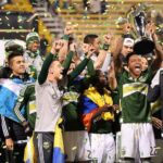 "Timbers ""vinotinto"" se coronó en la MLS"