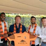 Ronald Vargas tiene nuevo reto en Bélgica