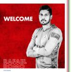 Rafael Romo jugará en la primera de Bélgica