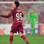 Mario Rondón se coronó con el CFR Cluj