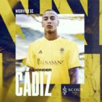 Jhonder Cádiz se une a la MLS