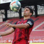 Alexander González fue oficializado en Rumania