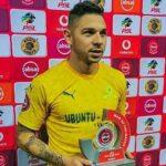 """José Alí Meza volvió a gritar """"campeón"""" en Sudáfrica"""