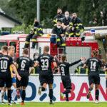 Christian Santos ya regala alegrías en Alemania