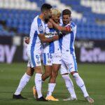 Rosales abrió cuota goleadora en la segunda de España