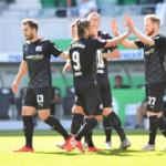 Santos abrió el telón goleador en la Bundesliga 2