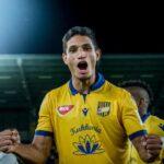 Eric Ramírez, un enamorado del gol en Eslovaquia