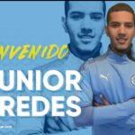 Junior Paredes se incorpora al fútbol uruguayo