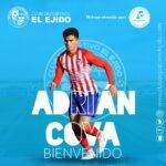 Adrián Cova tendrá un nuevo reto en España