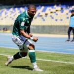 Néstor Canelón volvió a marcar en Chile